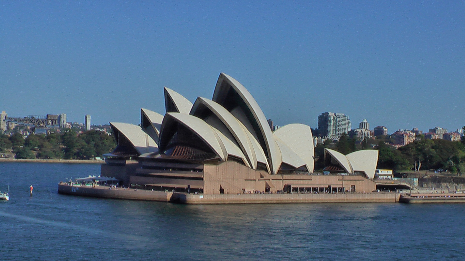 Sydney Opera House. Photo by D. Dears